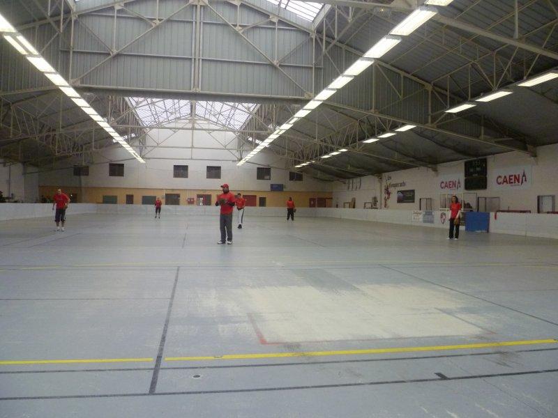 2010-10-22 & 23 Soft Mixte CERGY tournoi indoor Caen (5)