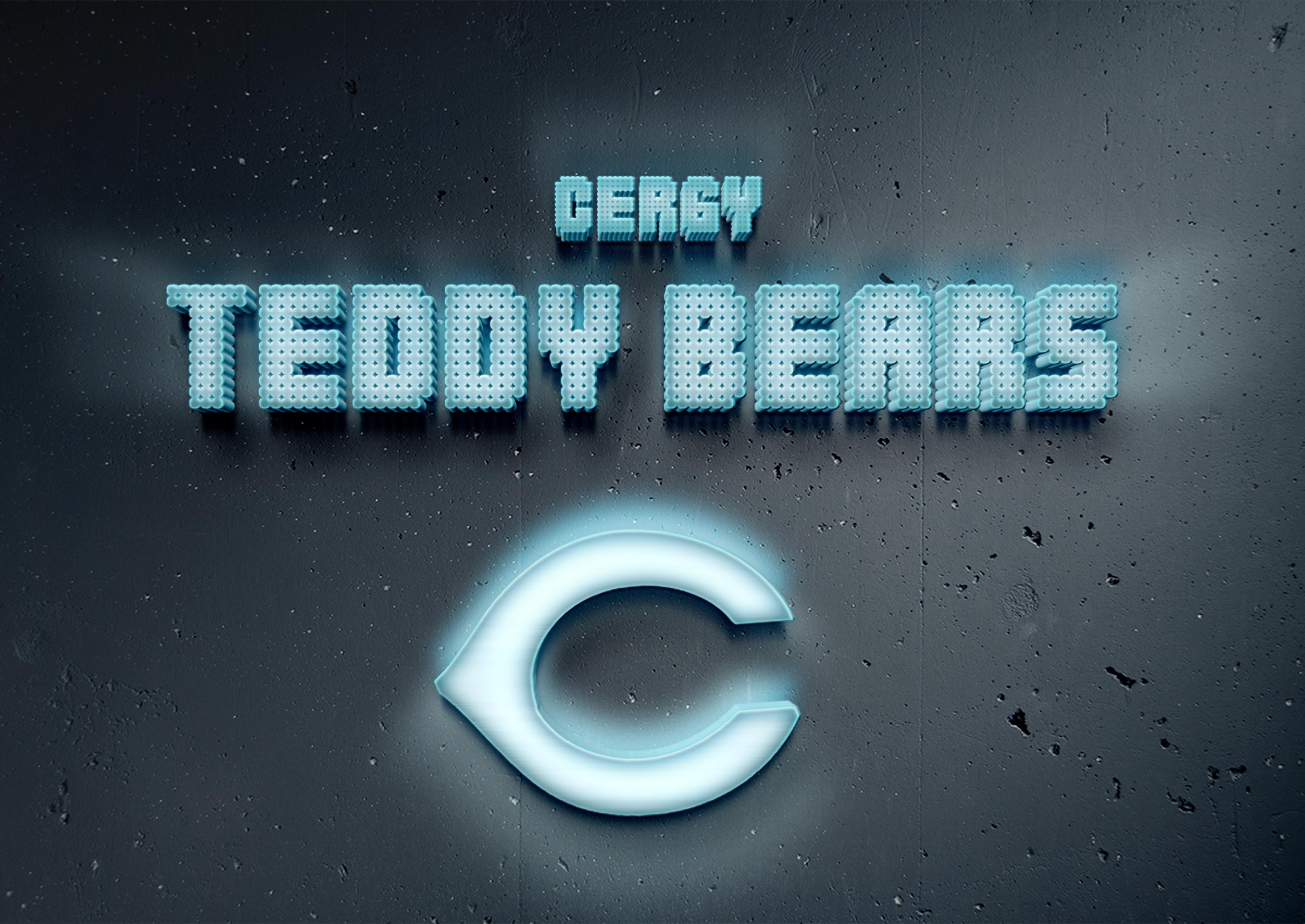 A logo type cergy light box