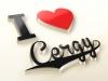 I Love cergy