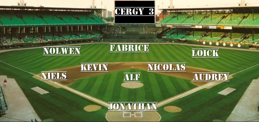 line up teddy Cergy 3
