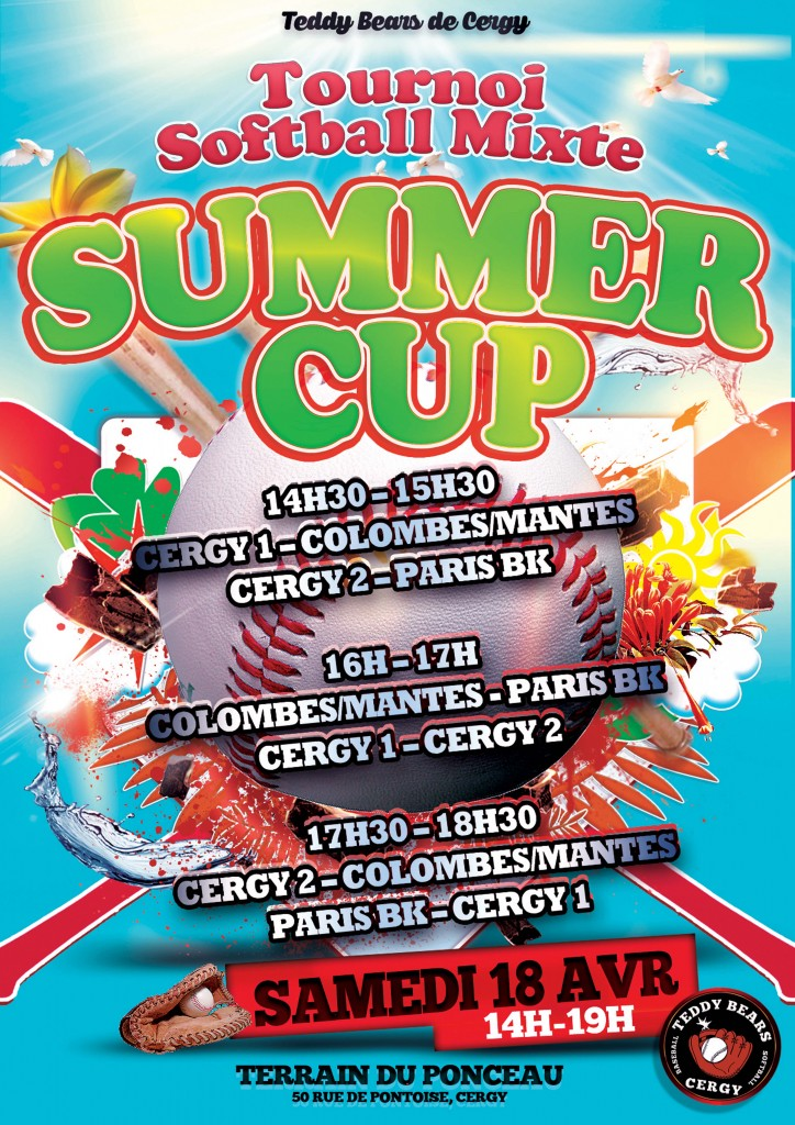 Summer cup 18 avril